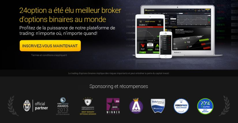 24option meilleur broker