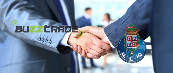 partenariat buzztrade fc porto